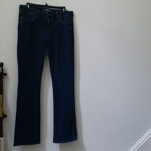 Lucky Brand Leyla Jeans Boot Cut Blue Size 12/31